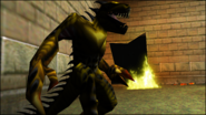 Turok 2 Seeds of Evil Enemies - Dinosoid Raptoid (28)