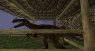 Turok Dinosaur Hunter - Enemies - Raptor - 008