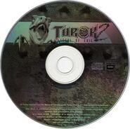Turok Seeds of Evil Audio CD (1)