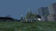 Turok Dinosaur Hunter Enemies - Dimetrodon (6)
