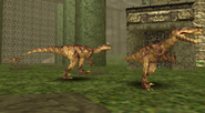 Turok Dinosaur Hunter Enemies - Raptor (6)