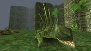 Turok Dinosaur Hunter Enemies - Dimetrodon (25)