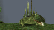 Turok Dinosaur Hunter Enemies - Dimetrodon Mech (12)