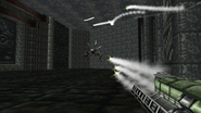 Turok Dinosaur Hunter Weapons Quad Launcher (8)