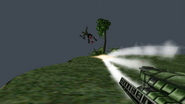 Turok Dinosaur Hunter Weapons Quad Launcher (9)