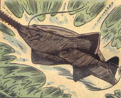 Turok Son of Stone - Sawfish