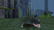 Turok Dinosaur Hunter Enemies - Dimetrodon (2)
