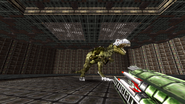 Turok Dinosaur Hunter Weapons - Quad Rocket Launcher (17)