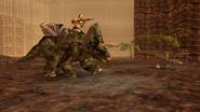 Turok Dinosaur Hunter Enemies - Triceratops (36)