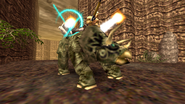 Turok Dinosaur Hunter Enemies - Triceratops (18)