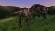 Turok Evolution Wildlife - Tyrannosaurus rex (6)