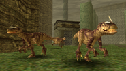 Turok Dinosaur Hunter Enemies - Raptor (35)