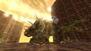 Turok Dinosaur Hunter Enemies - Triceratops (19)