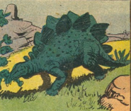 Turok Son of Stone - Stegosaurus 001
