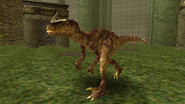 Turok Dinosaur Hunter Enemies - Raptor (20)