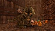 Turok Dinosaur Hunter Enemies - Triceratops (34)