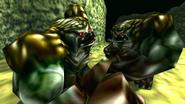 Turok 2 Seeds of Evil Enemies - War Club - Purr-Linn (6)