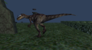 Turok Dinosaur Hunter - Enemies - Raptor - 013