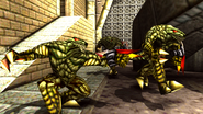 Turok 2 Seeds of Evil Enemies - Endtrail - Dinosoid (20)