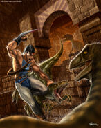 Turok 2 Seeds of Evil - Art