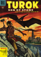 Turok Son of Stone - Four Color -656
