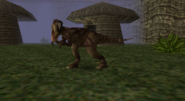 Turok Dinosaur Hunter - Enemies - Raptor - 077