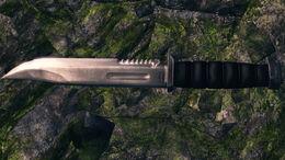 ORO P23 combat knife - Infobox
