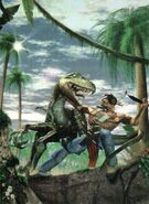 Turok Dinosaur Hunter stuff (3)