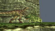 Turok Dinosaur Hunter Enemies - Dimetrodon Mech (38)