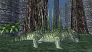 Turok Dinosaur Hunter Enemies - Dimetrodon (12)