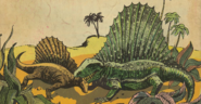 Turok Son of Stone -Dimetrodon