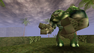 Turok Dinosaur Hunter Enemies - Pur-Lin (14)
