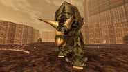 Turok Dinosaur Hunter Enemies - Triceratops (1)