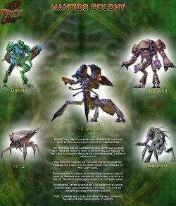 Turok 2 seeds of evil the mantids by joshua fireseed-d70kor4
