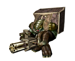 GUNNER-R