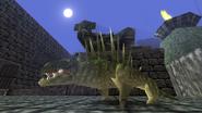 Turok Dinosaur Hunter Enemies - Dimetrodon (22)