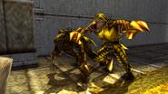 Turok 2 Seeds of Evil Enemies - Raptoid - Dinosoid (13)