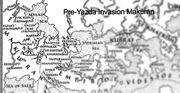 Map of Makuran