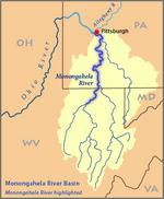 Monongahela River-1-