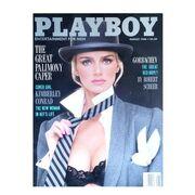 Playboy August 1988