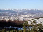 Magadan seen from mountain-1-