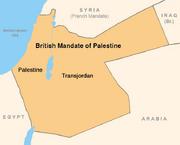 PalestineBritishMandate1920