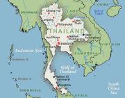 Thailandmap