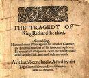 Richard III (Play)