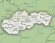 Slovakiamap