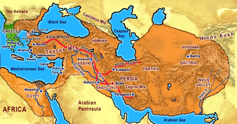 Persia turtledove fandom powered by wikia the persian empire at the time of khsrish the great gumiabroncs Choice Image