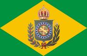 Flag of Empire of Brazil
