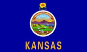 Flag of Kansas svg