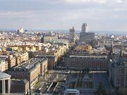 Madrid Skyline II-1-