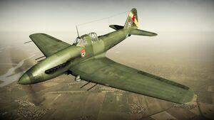 Ilyushin Il-10 YaWTmNt